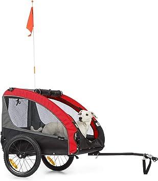 Klarfit Husky Race Remolque de Bicicleta para Perros - 282 litros ...