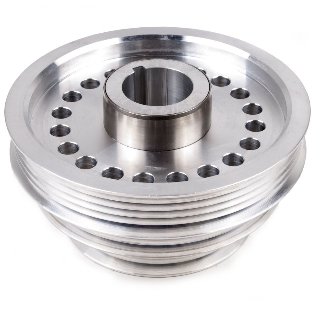 Aluminium Alloy Engine Crank Shaft Pulley UK-Performance-Parts