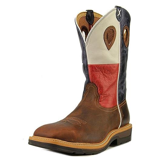 c4a4cdba21c Twisted X Men's Lite Cowboy Steel Toe Workboot