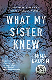Book Cover: What My Sister Knew