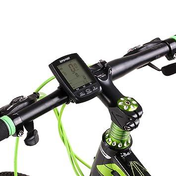 Lixada Computer para bicicleta gps Cycling Computer recargable ...