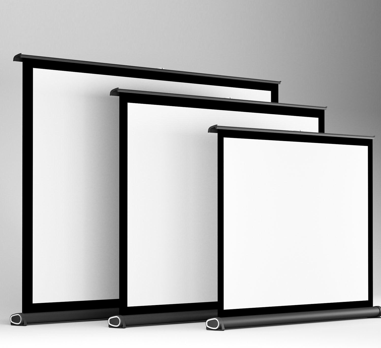 owlenz Diagonal Mini proyector portátil de mesa pantalla conferencias oficina fácil llevar extraíble de proyección de cine en casa cine 4: 3/16: 9: Amazon.es: Electrónica