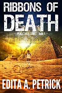 Ribbons Of Death by Edita A. Petrick ebook deal