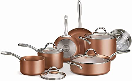 Tramontina Metallic Copper Non-stick Cookware