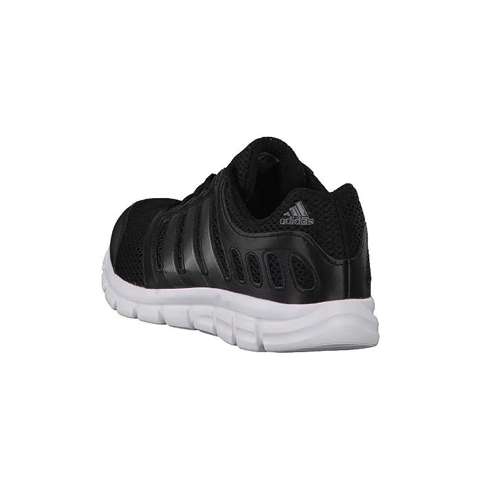 adidas Herren Breeze 101 2 Lauflernschuhe Sneakers, schwarz
