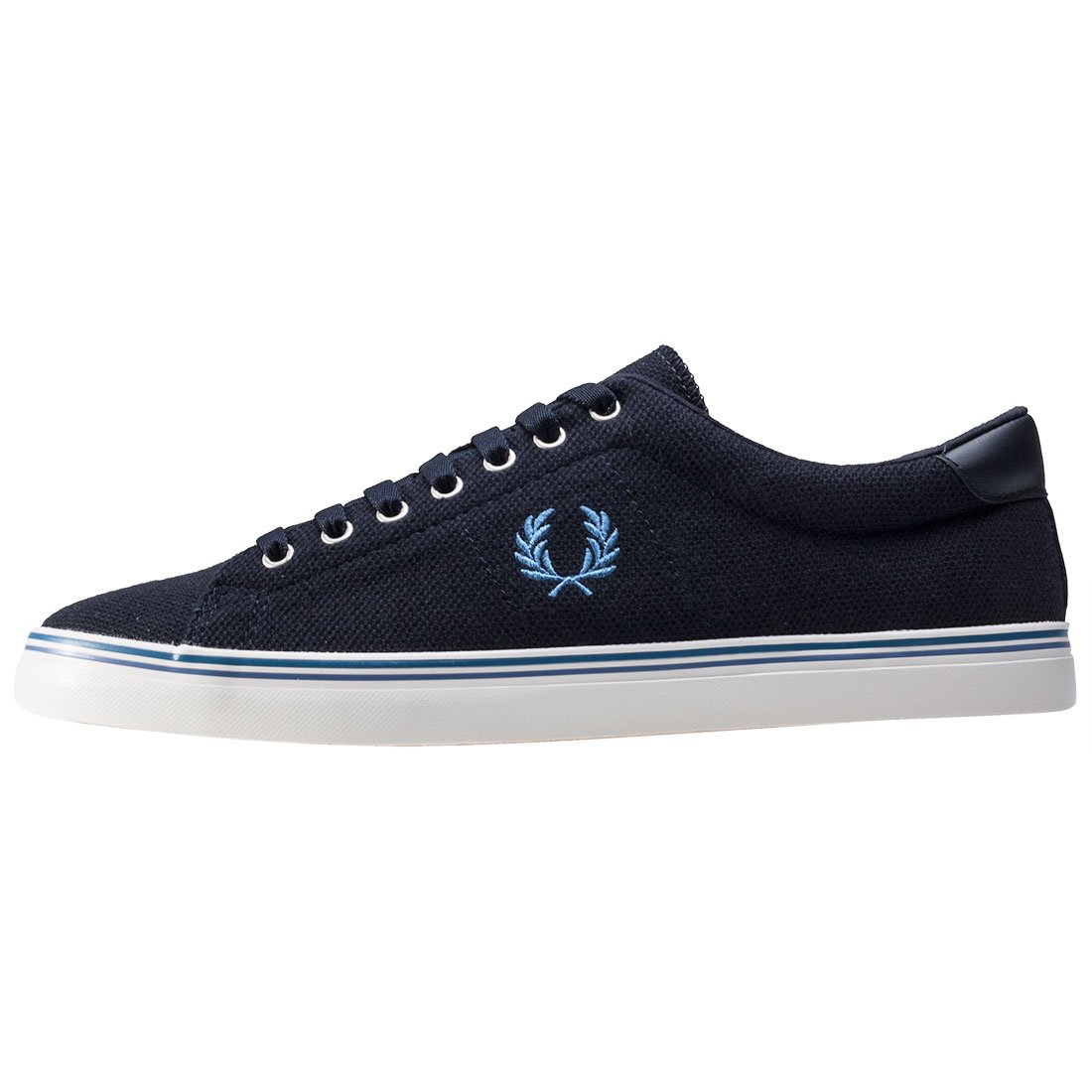 Fred Perry Underspin Oxford Pique Navy B1139608, Basket - 41 EU