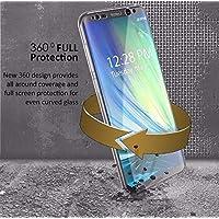 Capa Curves Para Samsung Galaxy S8 Graus Frente E Verso