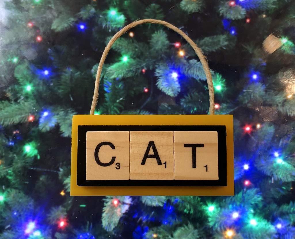 Caterpillar Christmas Tree Ornament