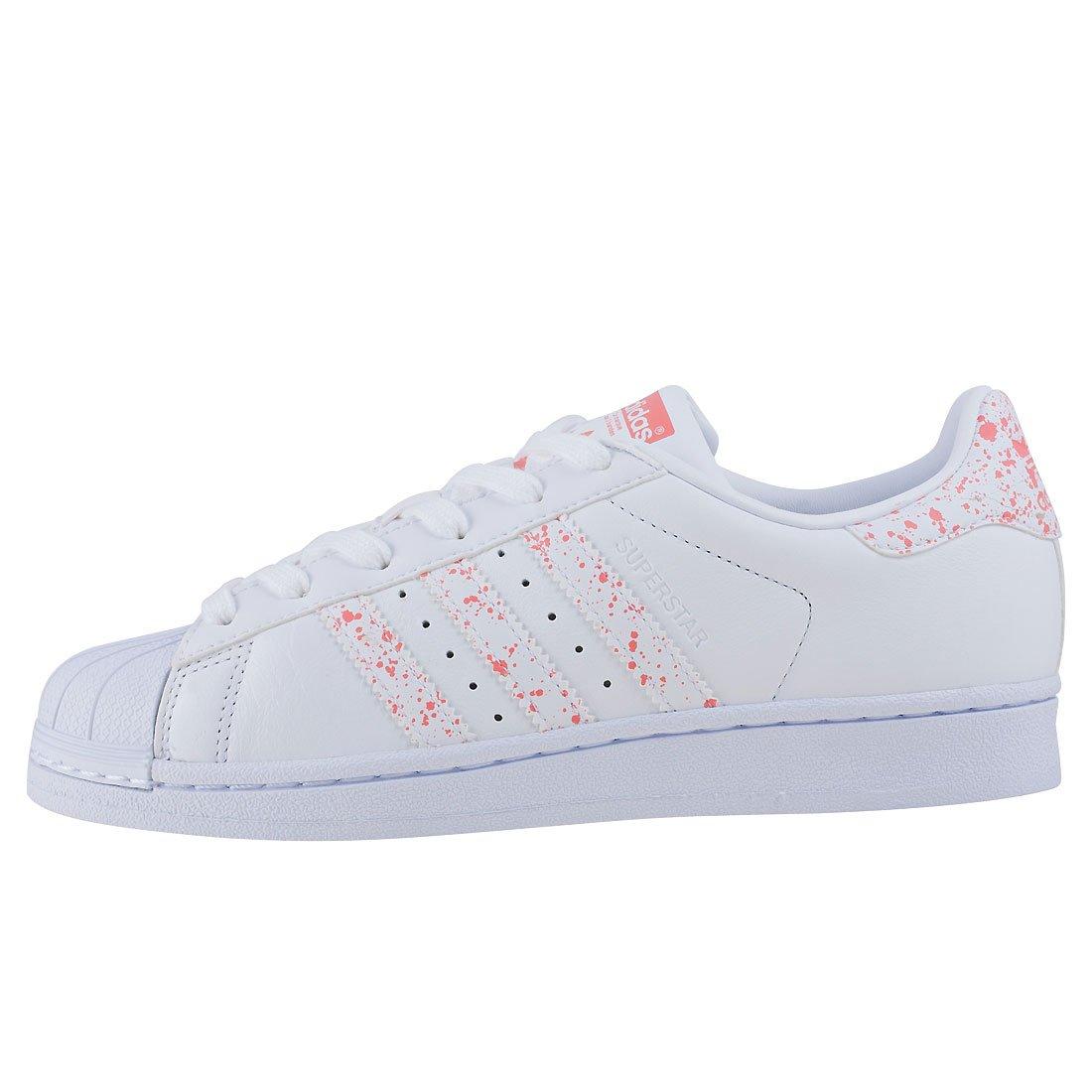 Blanc Adidas Fitness Femme Chaussures W Multicolore De Superstar n4wA0pB4q