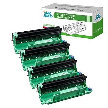 InkJello - Batería de repuesto para Brother DCP-1510 DCP-1512 DCP ...