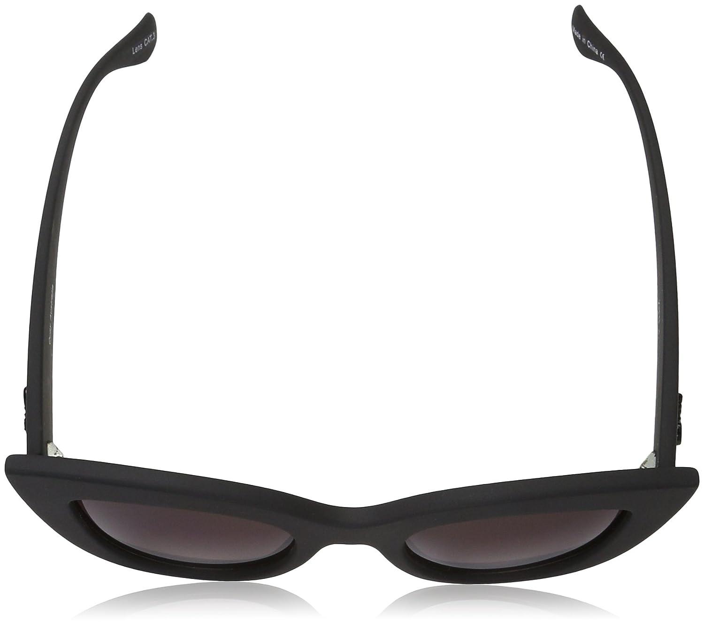 b3353e7e1859f Amazon.com  QUAY AUSTRALIA Women s Kitti Black Smoke Lens One Size  Home  Improvement