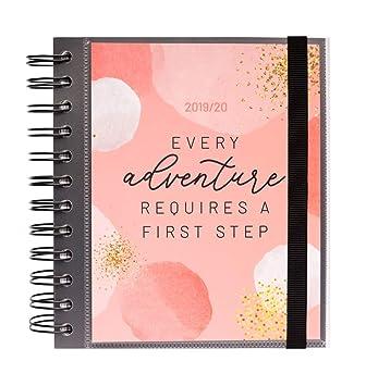 Amazon.com: Glitter Planificador diario, planificador de ...