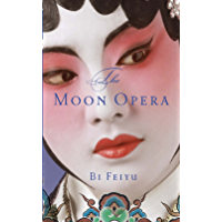 The Moon Opera book cover