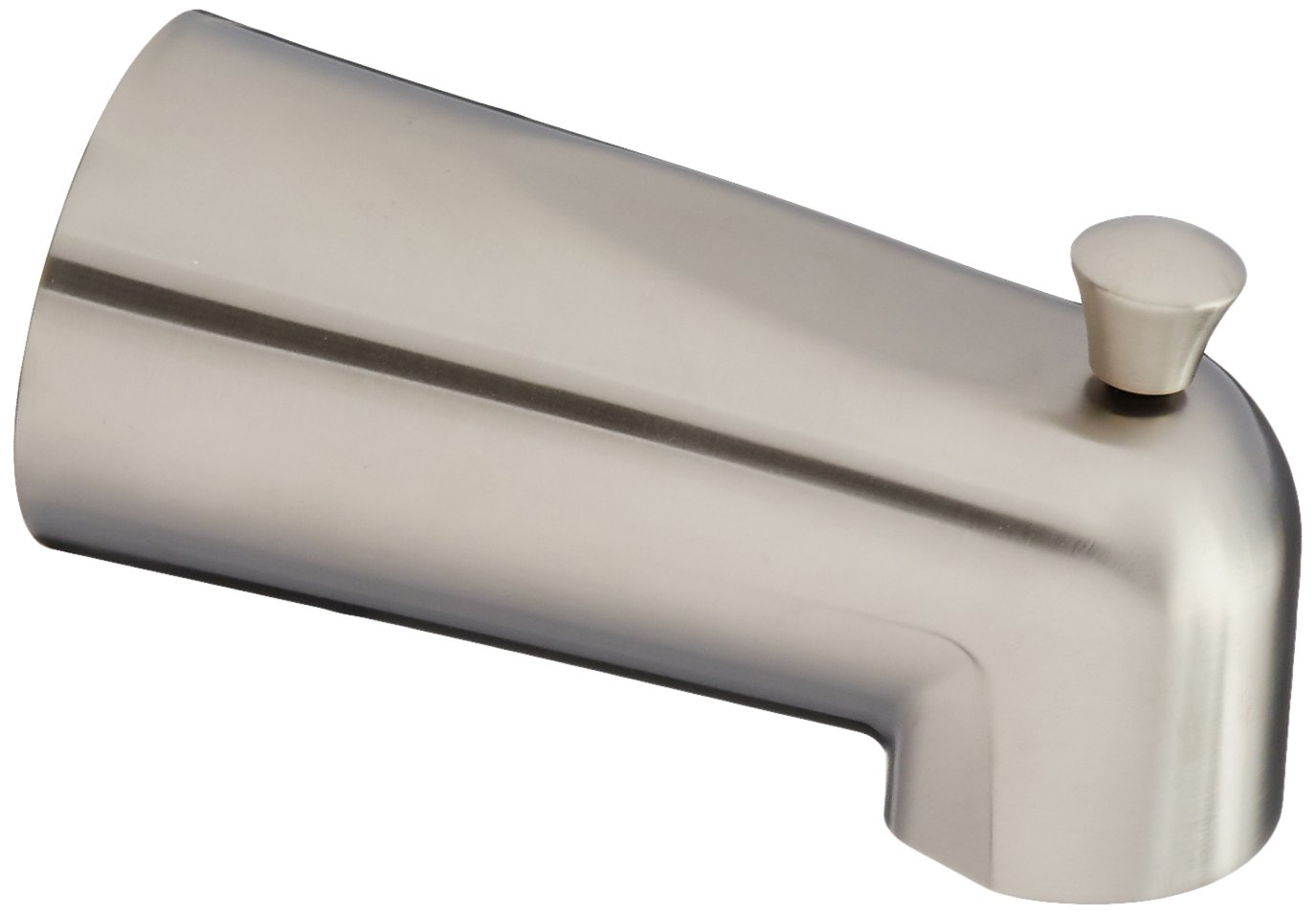 Delta Faucet RP48718SS Tub Spout for Pull-Up Diverter, Stainless by DELTA FAUCET