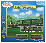 Bachmann Trains Emilys Passenger Set Ready-to-Run HO Train Set