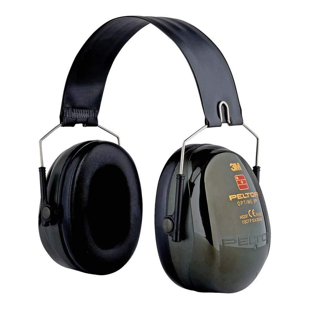 3M PELTOR Optime II Orejeras plegables Verdes 31 dB (1 orejera ...