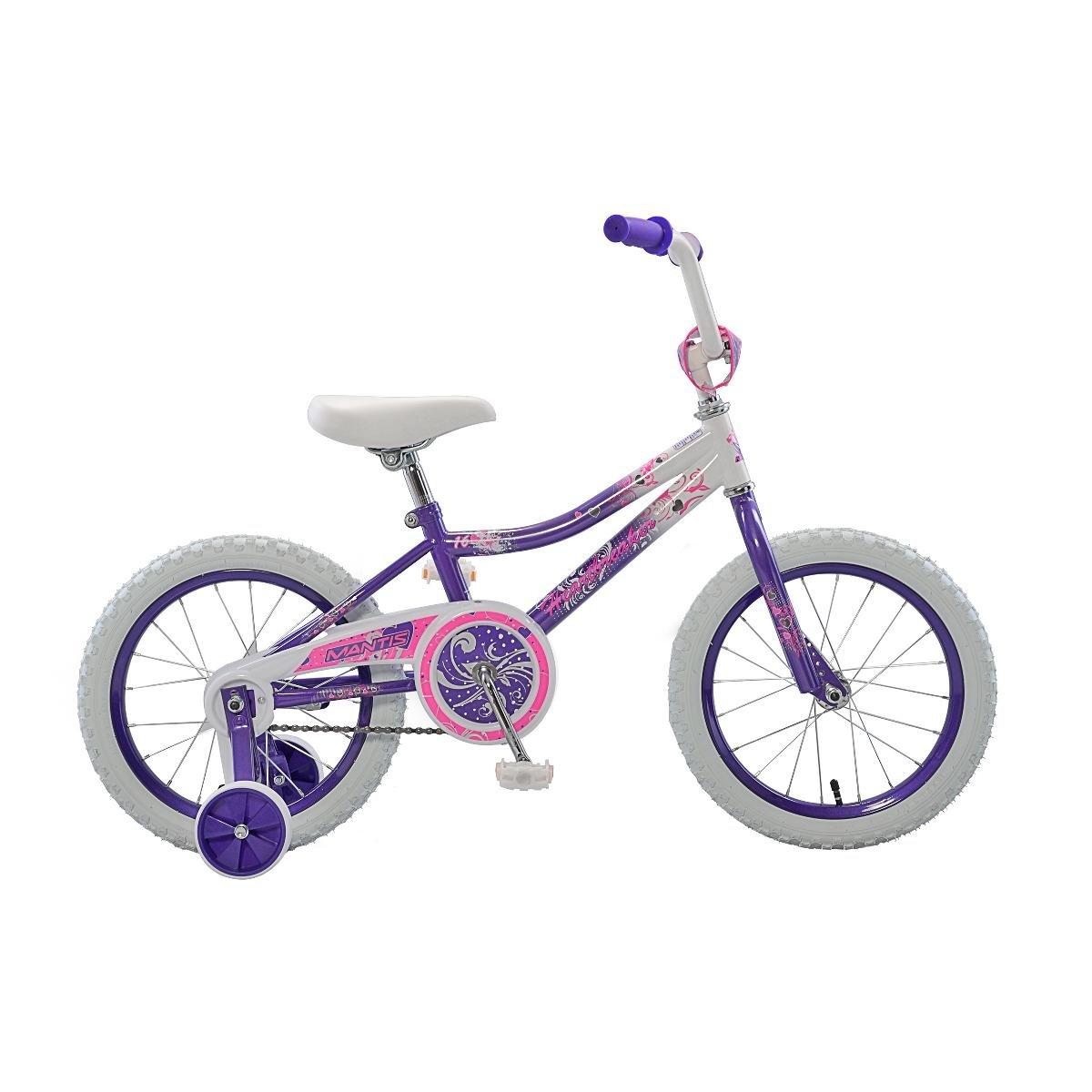 Mantis Girl's 16 Heartbreaker BMX Bike by Mantis   B018SPJ20M