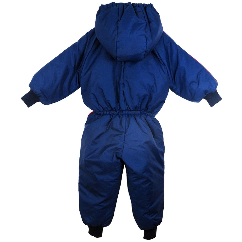 5240fdf1fd8f Kids Childrens Waterproof Padded Rainsuit