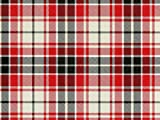 Pack of 1, Gray/Red/Blk Club Plaid 30'' x 833' Full Ream Roll Gift Wrap for Holiday, Party, Kids' Birthday, Wedding & Special Occasion Packaging