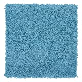 DIFFERNZ 31.102.25 Essence Bath Rug, Azure