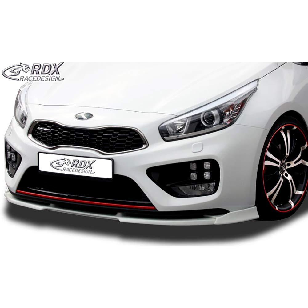 RDX Spoiler Avant Ceed GT /& Pro Ceed GT Typ JD Rajout de pare chocs avant VARIO-X