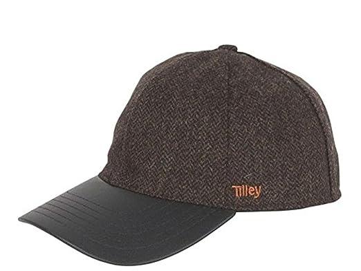 bd54c5524f Tilley TBC1 Tec-Wool Ball Cap at Amazon Men's Clothing store: