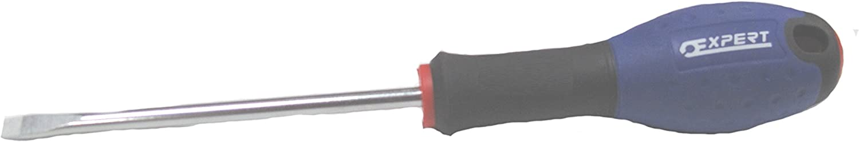 1//4-Inch x 6-Inch Expert E165483 Slotted Keystone Screwdriver
