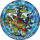 Unique Teenage Mutant Ninja Turtles Paper Party Plates, 8Ct