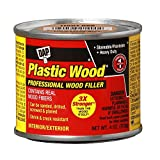 Plastic Wood 4 oz. Light Oak Solvent Wood Filler (12-Pack)
