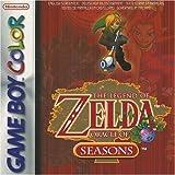 The Legend Of Zelda: Oracle Of Seasons - Game Boy