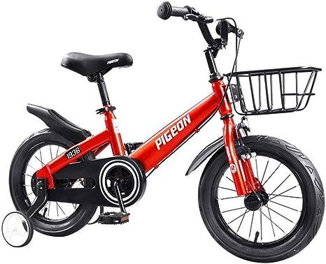 Bicicleta para Niños, Bicicleta Infantil, Bicicleta for niño 2-9 ...