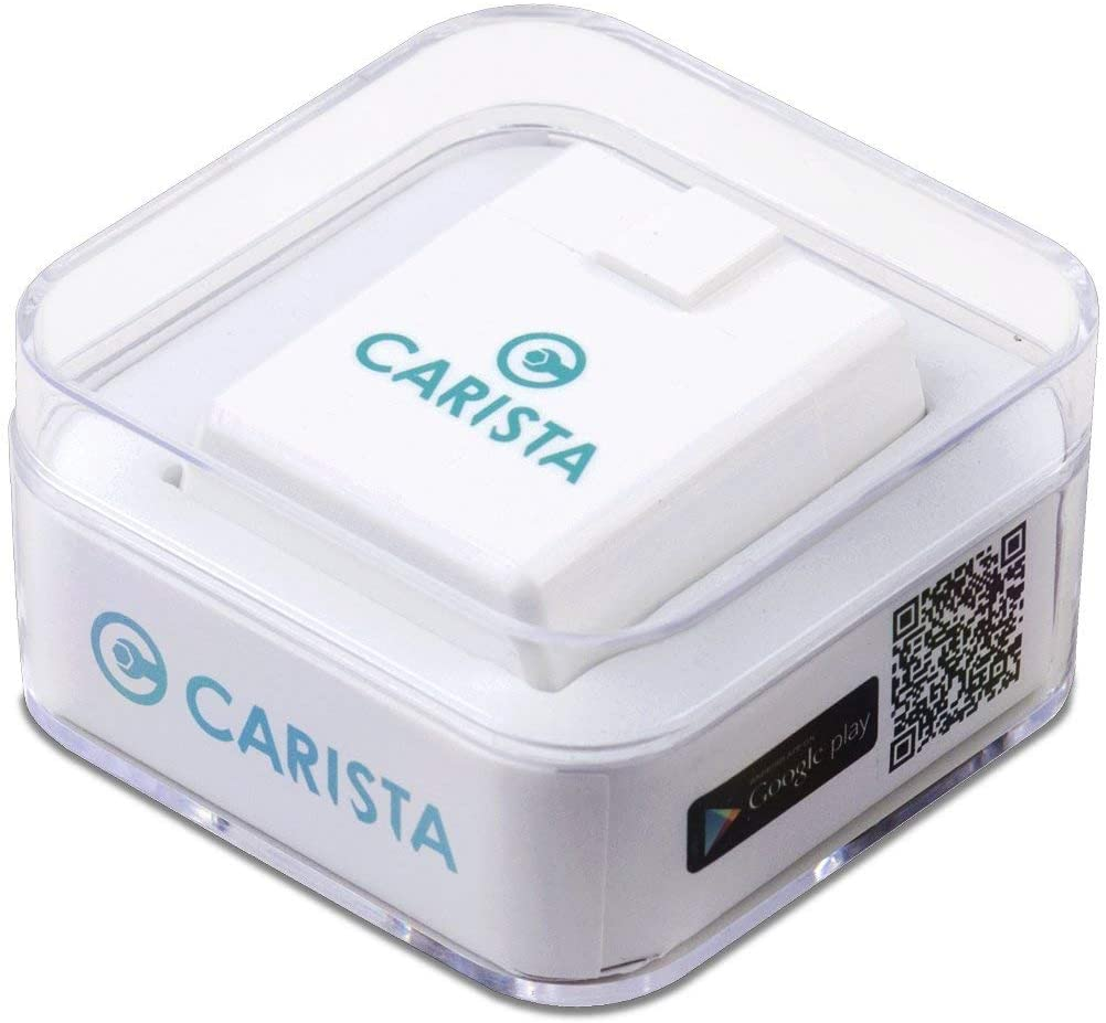 Carista OBD2 Bluetooth Adapter and App