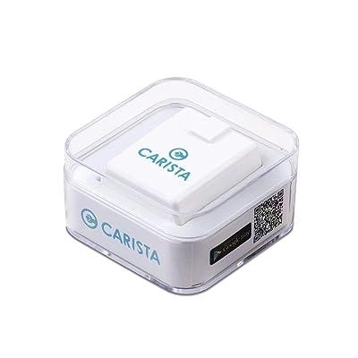 Carista OBD2 Bluetooth Adapter and App: Diagnose