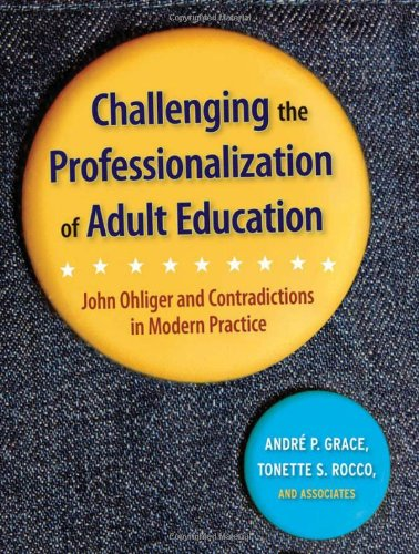 Challenging The Professionalization Of A(Edrocco)(Fwdwelton)