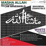 Masha Allah Reflective Sticker for Chevrolet Enjoy