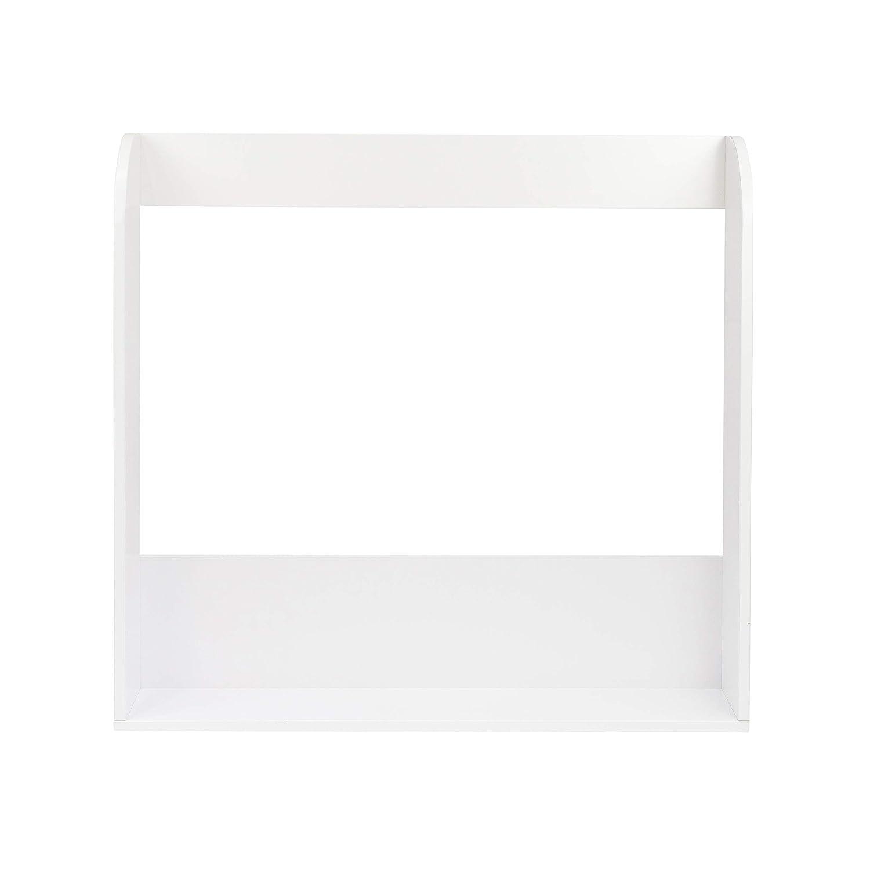 wei/ß Puckdaddy Wickelaufsatz in 15 cm H/öhe f/ür alle IKEA Hemnes Kommoden