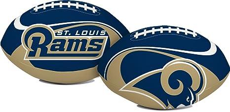 ST Louis Rams nfl de peluche coleccionable de balón de fútbol ...