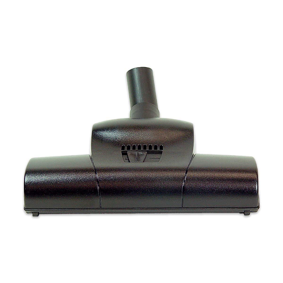 ProTeam 100117 11-inch Turbo Brush Carpet Floor Tool, Vacuum Floor Brush for Medium- to High-Pile Carpets and Entry Mats