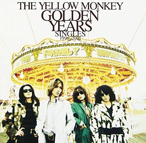 - GOLDEN YEARS SINGLES 1996-2001(remaster+Blu-spec CD2)