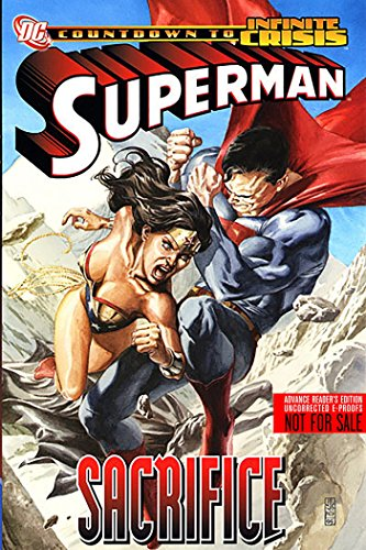 Superman: Sacrifice (New Edition) (Superman And Wonder Woman New 52 Relationship)