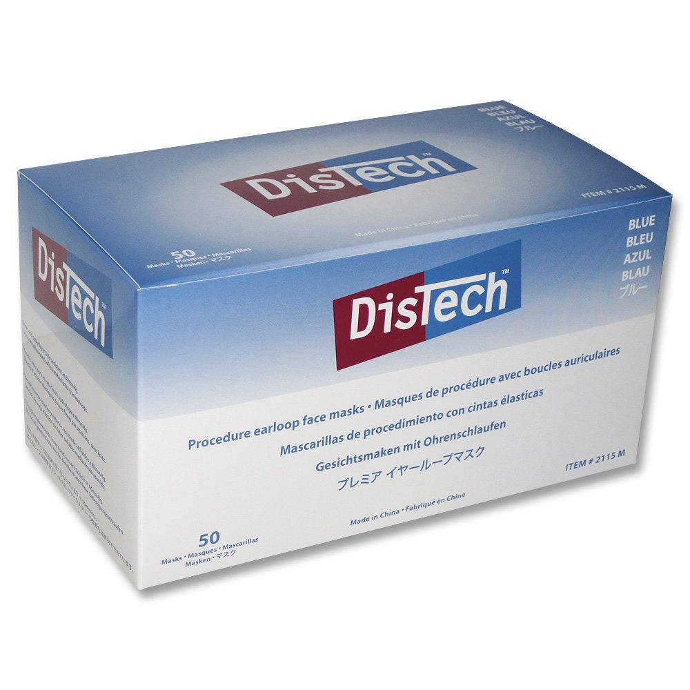 distech surgical mask