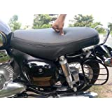 SaharaSeats Jawa Classic & 42 Seat Cover with Better Comfort and Added Rubber