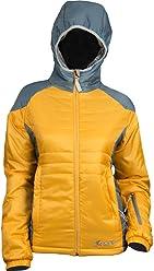 8fbfc2ea93 Cloudveil Enclosure Hooded Jacket - Women s - Butterscotch