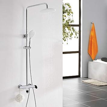 Columna Ducha 3 funciones Sistema de ducha Termostato con ...