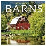 2020 Barns Wall Calendar by