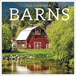2020 Barns Wall Calendar Tf Publishing 9781643321196