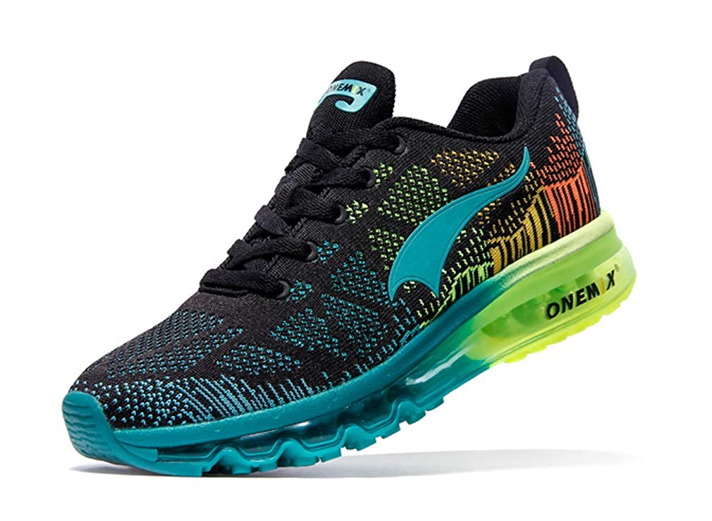 Black Lake bluee UB-ONEMIX Unisex Air Cushion Outdoor Sport Music Ritmo Deportivas Running shoes