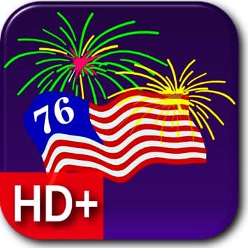 4th Of July Classic Americana Live HD Wallpaper