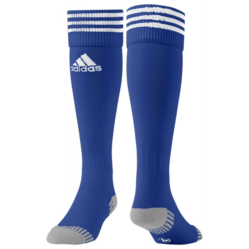 adidas Adisock 12, Medias para Hombre, Azul marino / Blanco (Cobalt / White