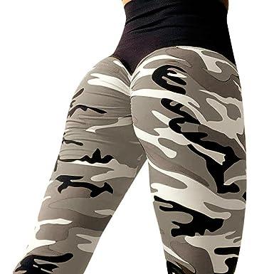 Vovo Yoga Leggings ❤ ❤ Frauen Damen Camouflage Fashion Casual Workout  Leggings Fitness Sport 6433d8d80f